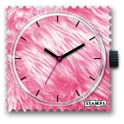 24 € Cadran Montre Stamps FLUFFY PINK - 20%