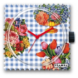 27 € Cadran Montre Stamps ALLEGORY