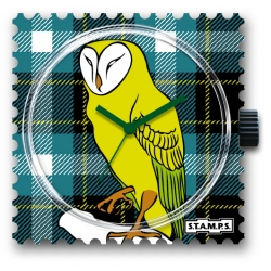 27 € Cadran Montre Stamps HEDWIG