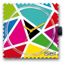 28 € Cadran Montre Stamps PRISMA