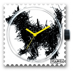 25 € Cadran Montre Stamps SCOTTY