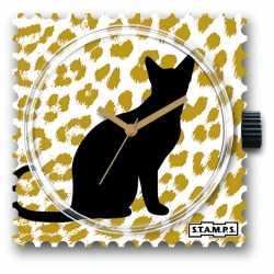 27 € Cadran Montre Stamps SILHOUETTE