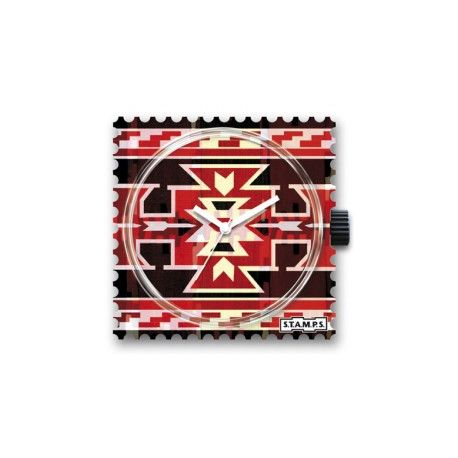 24 € Cadran Montre Stamps SAUSALITOS - 20% Soldes !