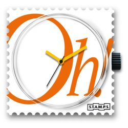 29 € Cadran Montre Stamps OH!
