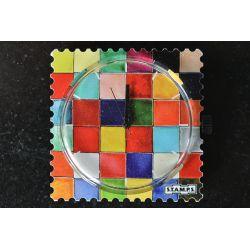 """Photo du Cadran Stamps """" GLAZED TILE """"  VINTAGE  vendu"""
